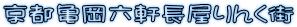 京都亀岡六軒長屋リンク街・・亀岡市のSOHO周辺でオススメ・PRしたい飲食店・料理店紹介ページ(個別)のLINK集
