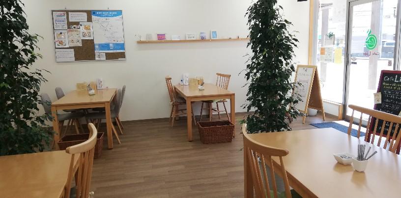 この ゆったり として くつろげる 空間(場)で美味しい食事に喫茶、フードやドリンクMENUはコスパでしょう?