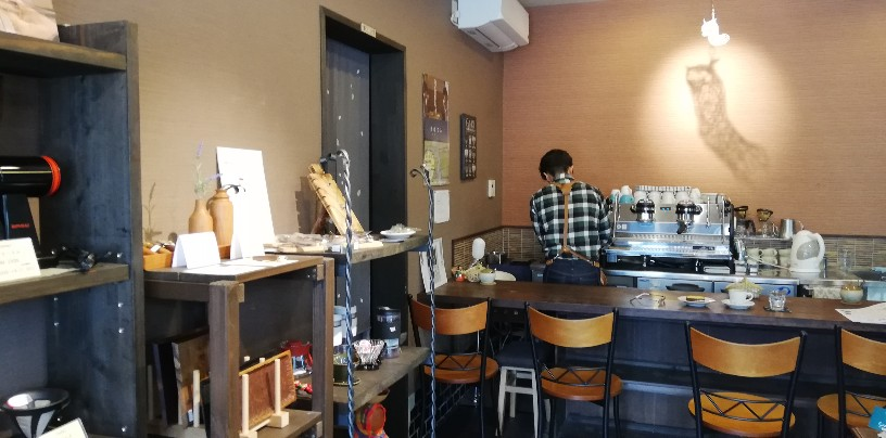 店内後継〜スペシャルティコーヒー豆専門店の「カフェタイム亀岡店」〜本格的コーヒー豆を
