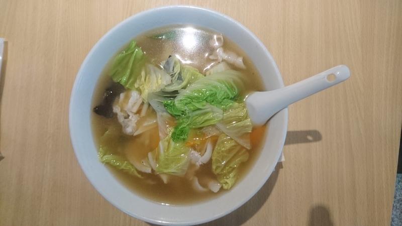 広東の人気一品料理から「五目そば」美味しく旨い中華料理の麺類